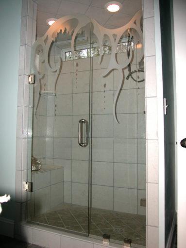 Example Gallery #5   Winston Shower Door